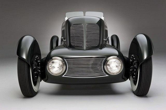 1934 Ford Model 40 Speedster - po renowacji