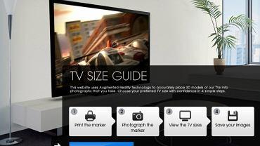 Chcesz kupić telewizor ale nie wiesz jaka wielkość będzie optymalna? Sony podpowie