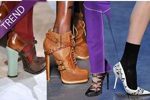 Modne buty na jesień. Wielki przegląd z wybiegów!