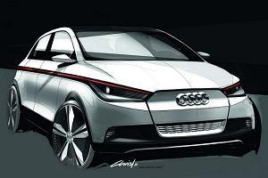Salon Frankfurt 2011   Będzie nowe Audi A2