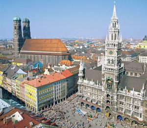 Monachium,niemcy