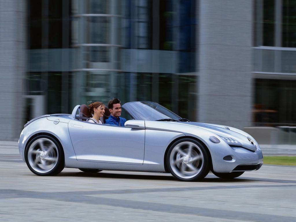 Mercedes Vision SLA Roadster (2000)