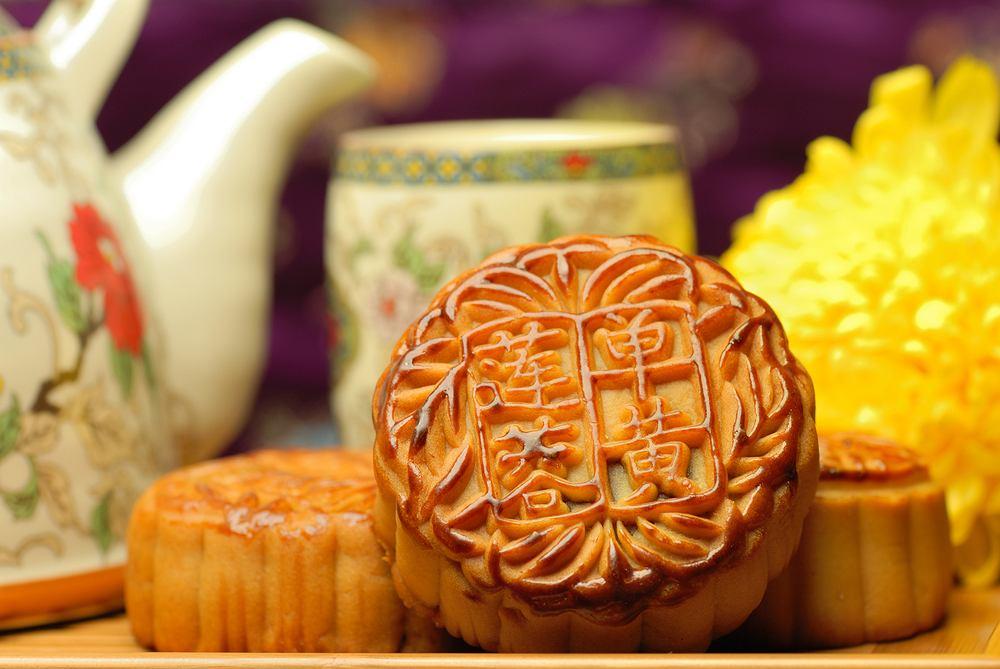 Chiny. Księżycowe ciasteczka