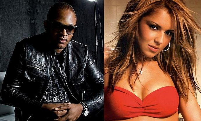 Cheryl Cole i Taio Cruz