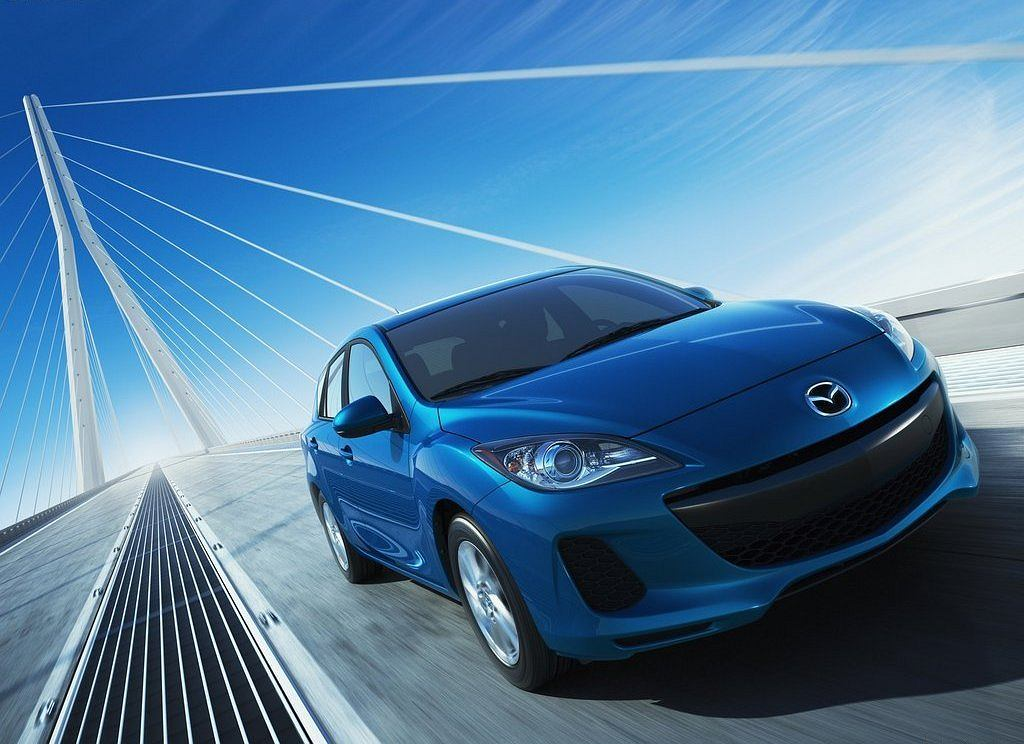 Salon Frankfurt 2011 | Mazda 3 (facelifting)