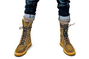 Trapery - buty nie do zdarcia