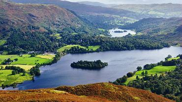 Lake District, północno-zachodnia Anglia