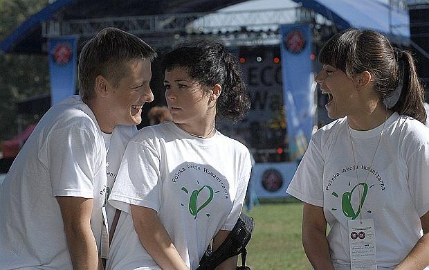 Katarzyna Cichopek, Marcin Mroczek i Anna Mucha.
