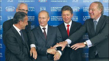 Monopol Gazpromu w Europie Środkowej umacniają koncerny z Europy Zachodniej.16 września w Soczi podpisano umowę o gazociągu South Stream.