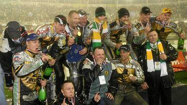 2009 - złoty Falubaz