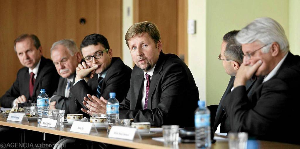Panel dyskusyjny w Fundacji Batorego