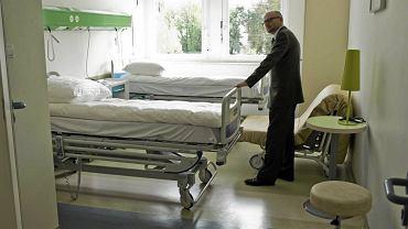 Otwarcie oddziału pediatrycznego w szpitalu przy Madalińskiego