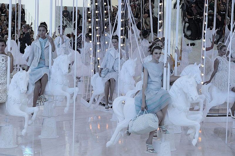 Louis Vuitton wiosna lato 2012
