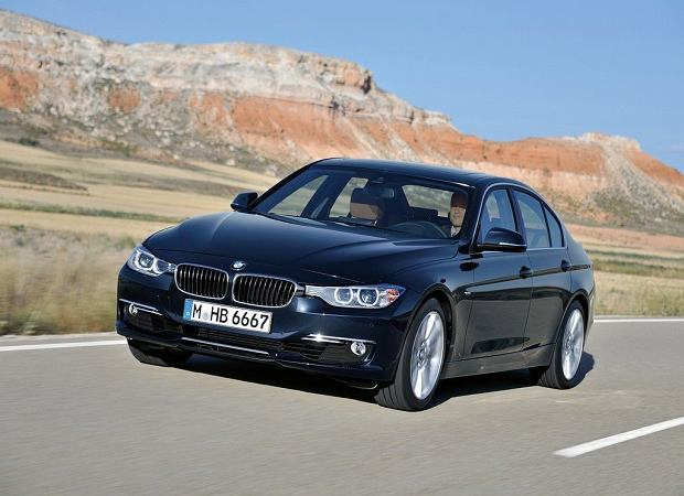 Nowe BMW serii 3 (F30) w pełnej krasie
