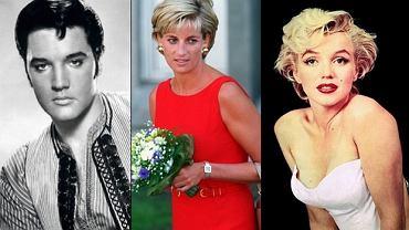Dina Spencer Elvis Presley Marilyn Monroe.
