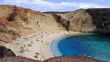 Wyspy Kanaryjskie. Lanzarote, Wyspy Kanaryjskie pogoda