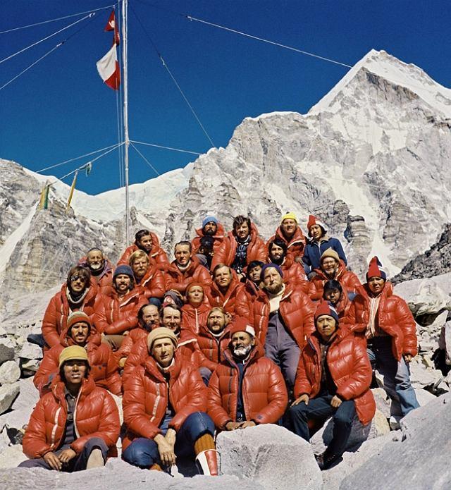 Everest, zimowa ekspedycja Polaków