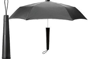 Parasol niekapek