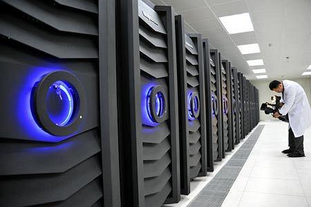 Chiny - superkomputery