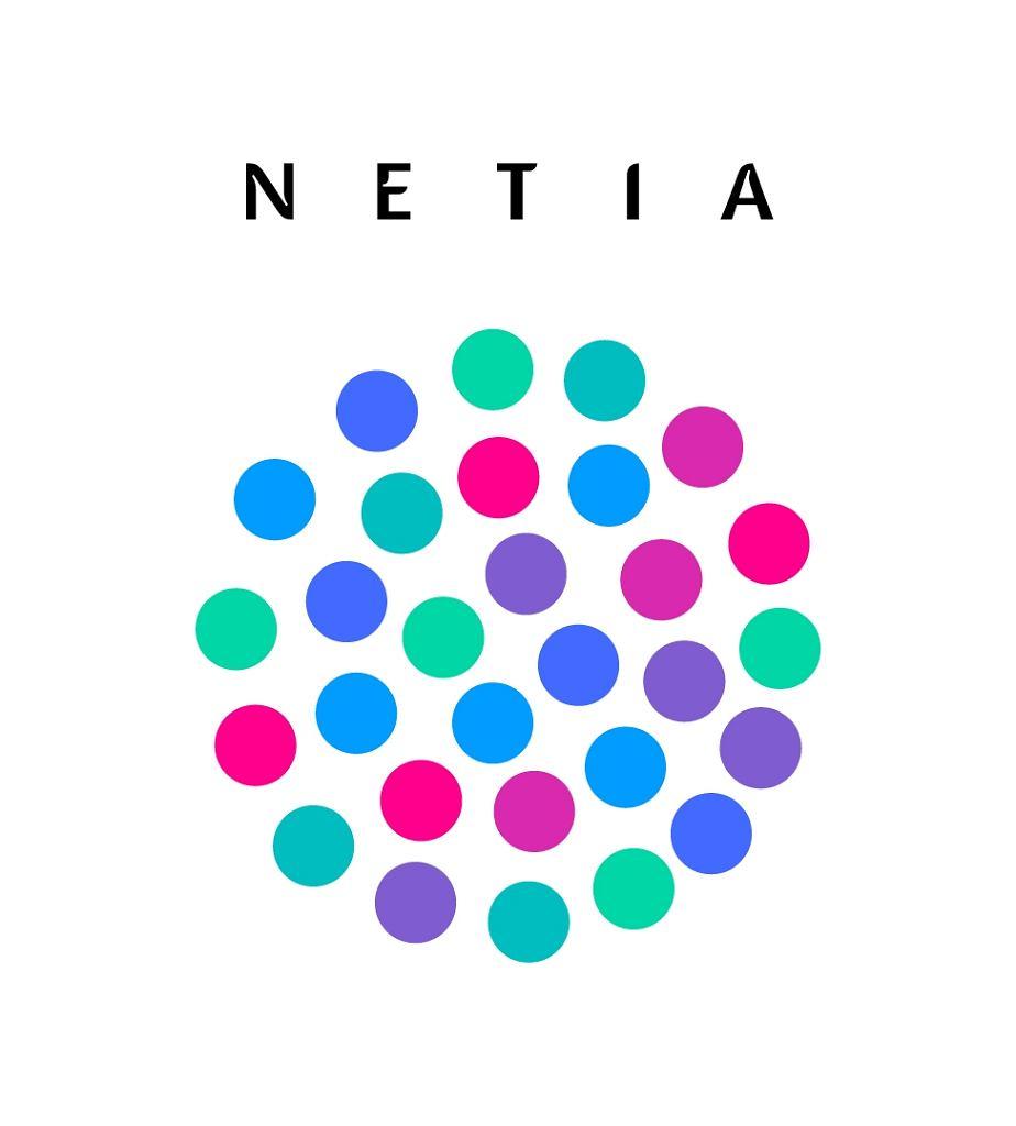 Netia - logo
