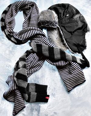 szalik, moda, trendy, czapka, Big Star, Reserved