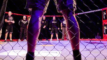 Gala MMA. Czy walki w klatce przyjmą się w uniwersyteckim Toruniu?