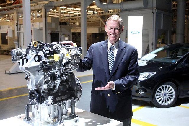 Nowy silnik 1.0 EcoBoost Forda