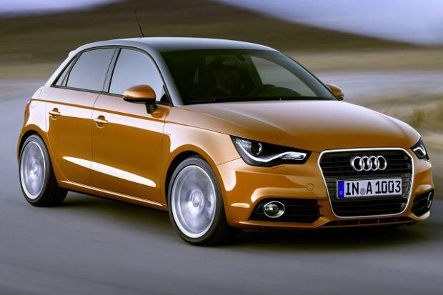 Tak wygląda Audi A1 Sportback