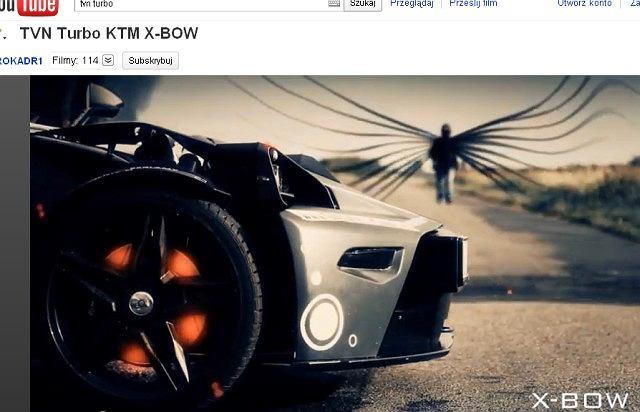 Program motoryzacyjny TVN Turbo na YouTube