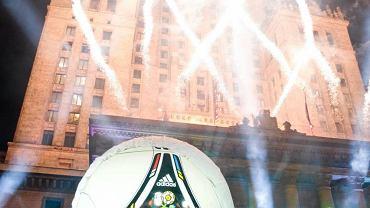 Prezentacja oficjalnej piłki Euro 2012