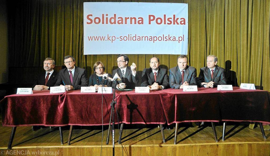 Konferencja po konwencji regionalnej.