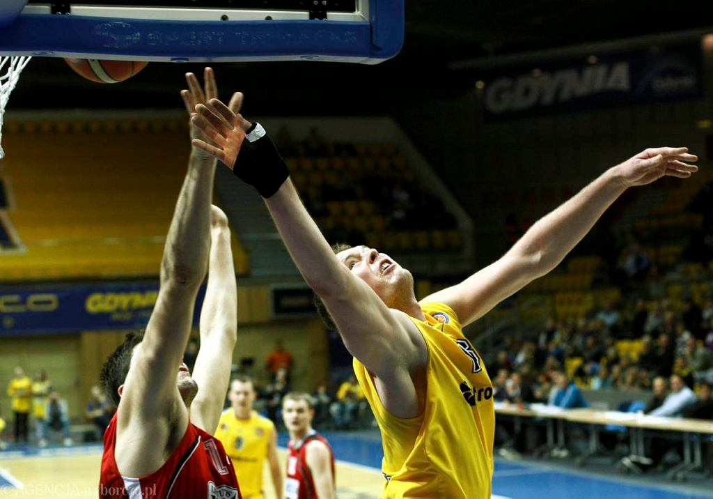 Koszykarze Asseco Prokom Gdynia