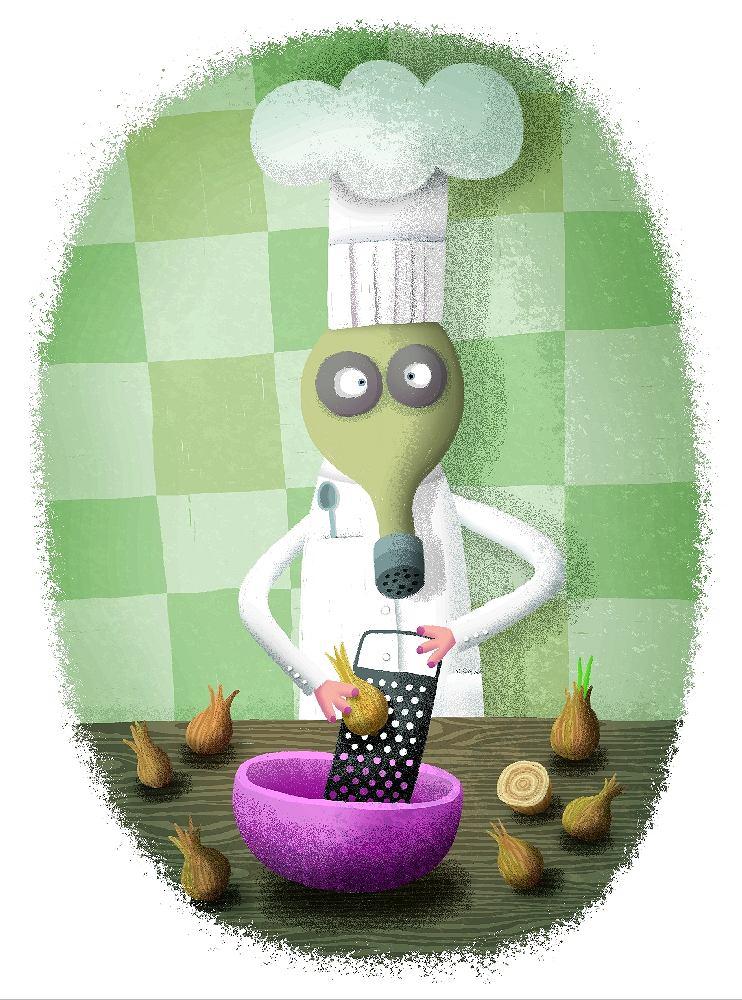 Kuchenne eksperymenty