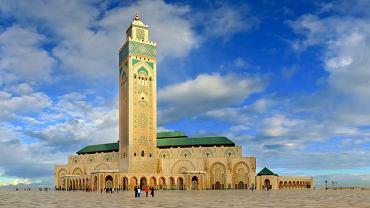 Meczet Hassana II, Casablanca, Maroko / fot. Shutterstock