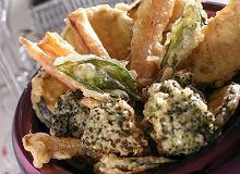 Warzywna tempura - ugotuj