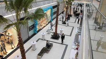 Toruńska galeria Plaza - w niej z fanami spotkykali się już żużlowcy i koszykarki. Teraz czas na szczypiornistów.