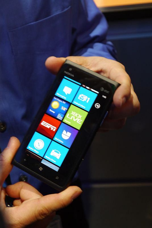 Nokia Lumia 900 i akcesoria