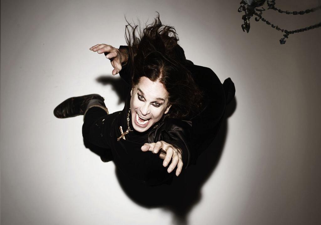 Ozzy Osbourne fot. Sony