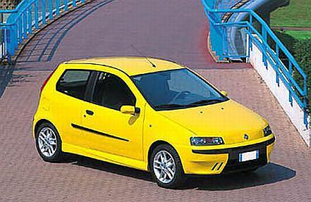 Fiat Punto (1999-2005) - opinie Moto.pl