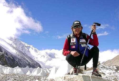 Mario Merelli na szczytach świata