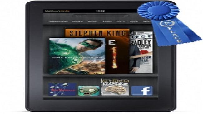 Kindle Fire: 6 milionów sztuk sprzedanych w Q4 2011 roku?
