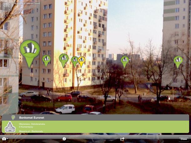 symbian, augmented reality, android, smartfon, iphone, Aurasma Lite