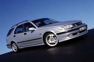 Saab 9-5 (1997-2010) - opinie Moto.pl