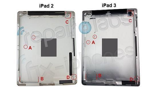 iPad 2 i iPad 3
