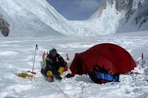 Gasherbrum I: Adam Bielecki i Janusz Gołąb dotarli do trójki