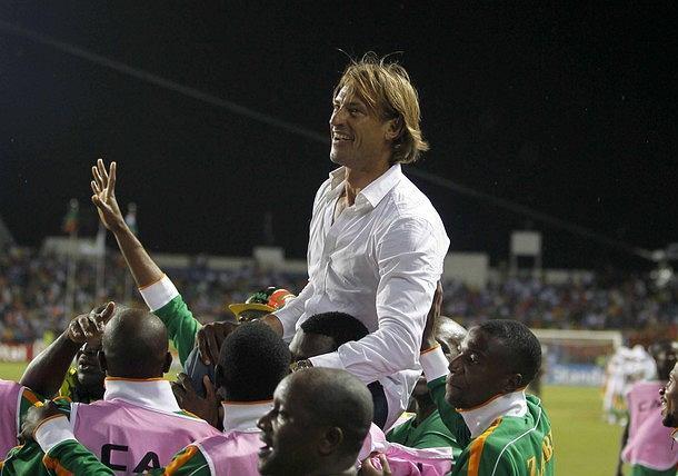 Zambia świętuje zwycięstwo w Pucharze Narodów Afryki 2012
