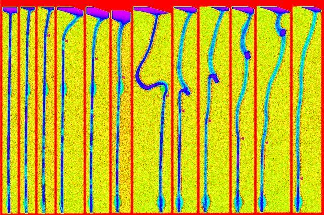 Wnętrze nanostruktur w nowoczesnych bateriach litowo-jonowych