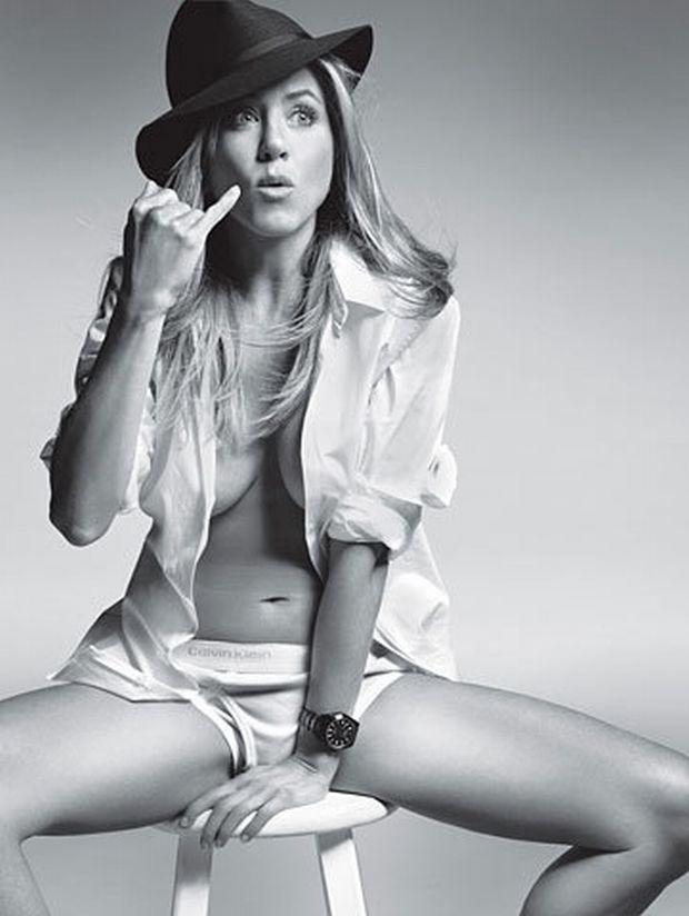 Jennifer Aniston, gq