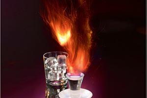 Drinki - zabawa ogniem