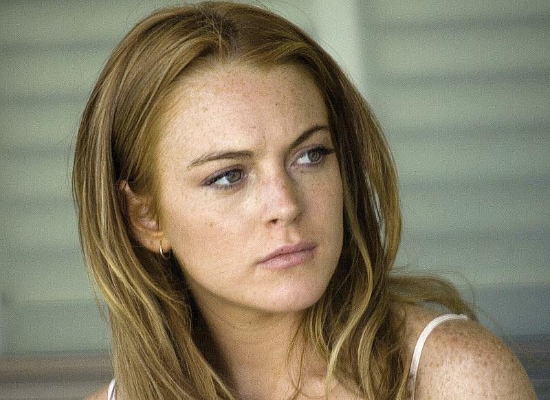 Lindsay Lohan, fot. materiały prasowe